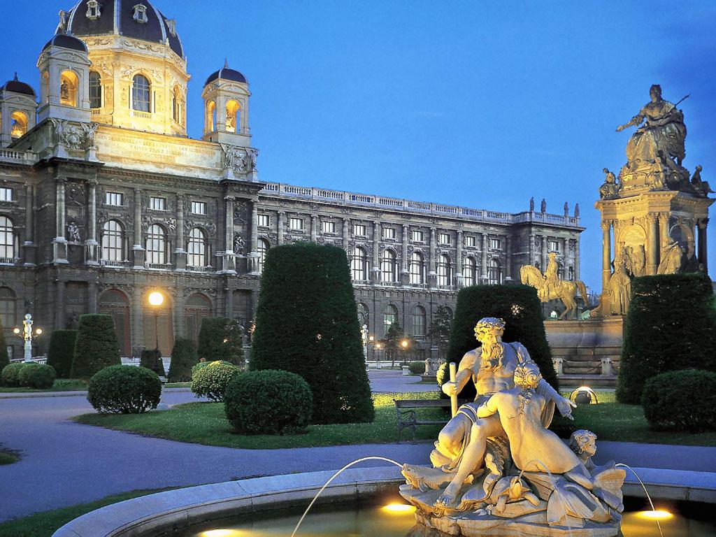 Historia de Viena: una de las primeras ciudades europeas.
