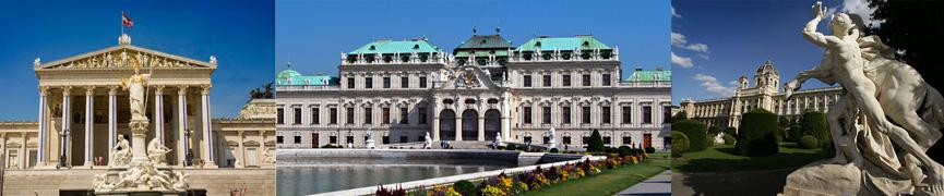 Vuelos Viena: ofertas de vuelos y viajes a Viena y más información útil sobre hoteles en Viena, restaurantes en Viena, fotos, vídeos y más.