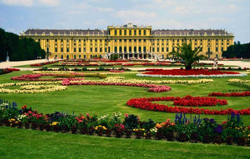 El palacio de sch nbrunn la residencia de verano de los habsburgo vuelos viena - Residencia los jardines granada ...